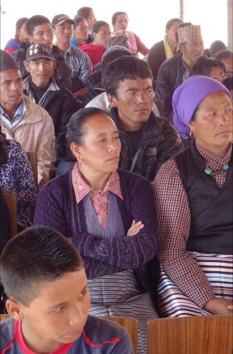 SkS-ouders op de General Assembly dec. 2012